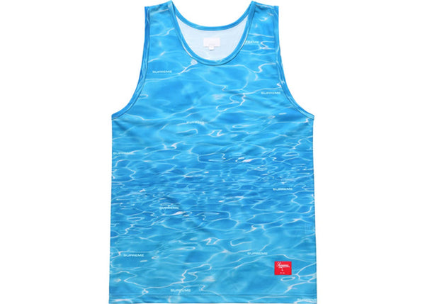 SUPREME RIPPLE TANK TOP