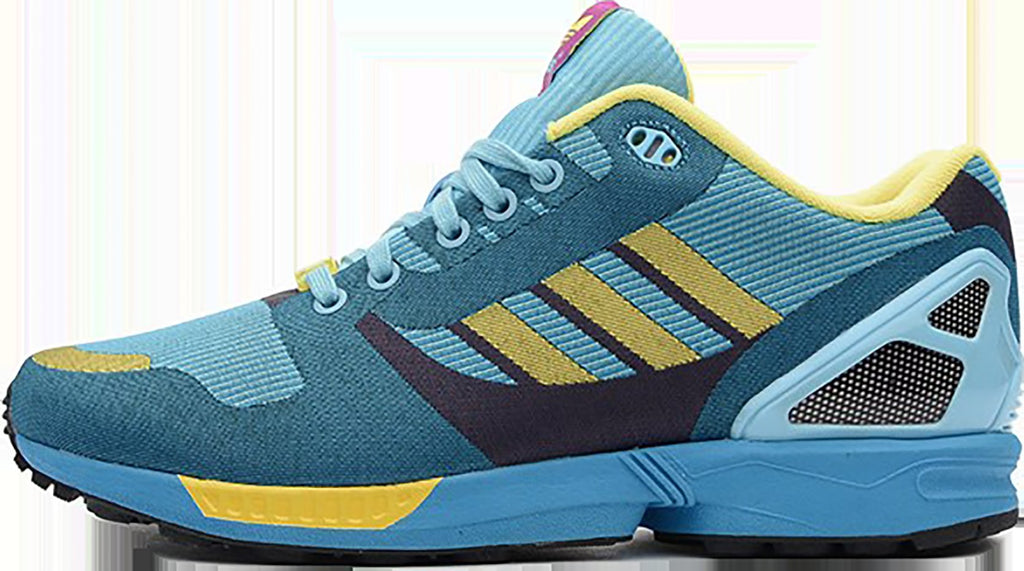 uk availability ed7c3 325c2 ADIDAS ZX FLUX WEAVE