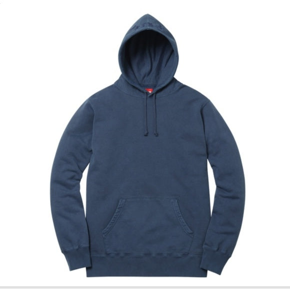 SUPREME OVERDYED HOODED SWEATSHIRT