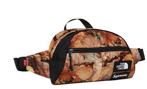 SUPREME X THE NORTH FACE ROO LUMBAR PACK