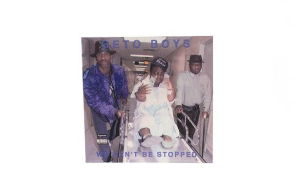 SUPREME GETO BOYS STICKER