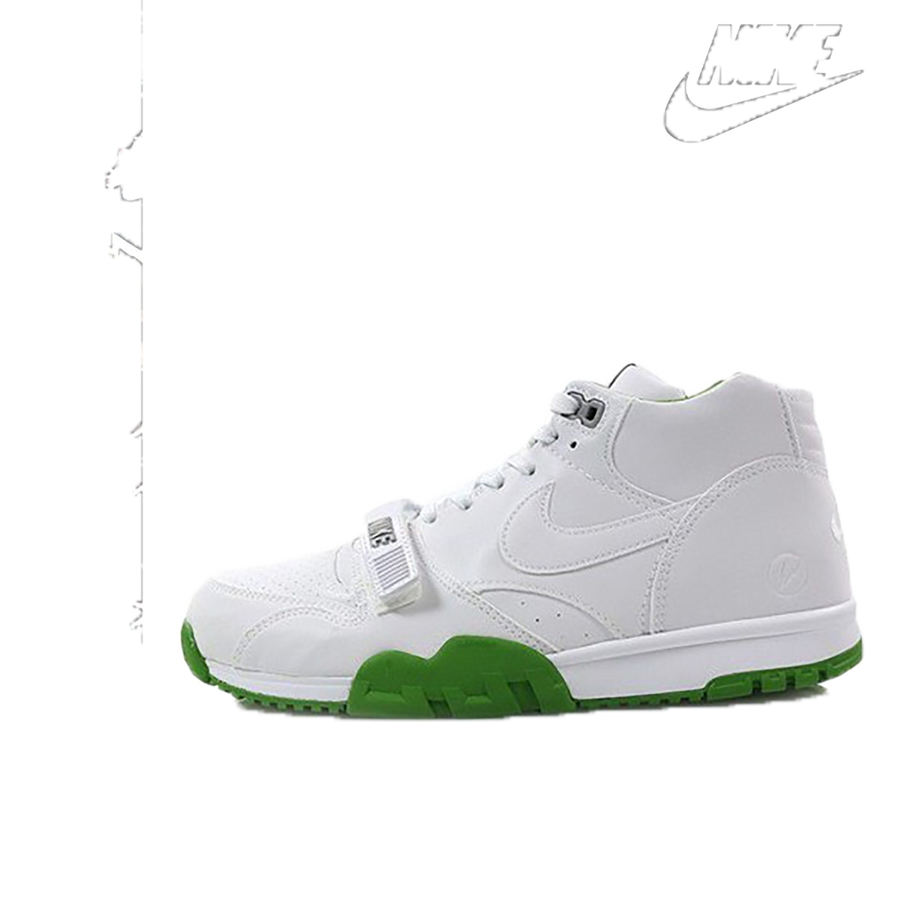 taille 40 78031 5c4bf AIR TRAINER 1 MID SP GREEN