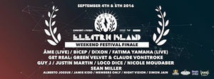 ELECTRIC ISLAND FINALE STACKED WITH TALENT