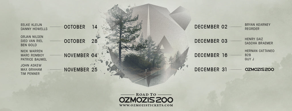 ROAD TO #OZMOZIS200: TALENT-FILLED JOURNEY KICKS OFF WITH EELKE KLEIJN AND DANNY HOWELLS