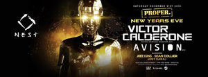 [PREVIEW] A PROPER TORONTO NEW YEAR'S EVE WITH VICTOR CALDERONE