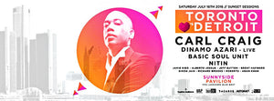 A SUNSET WITH CARL CRAIG