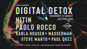 [PARTY PROFILE] DIGITAL DETOX WILL TAKE YOU THERE...