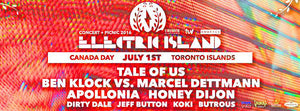 MORE ELECTRIC ISLAND! CANADA DAY EDITION