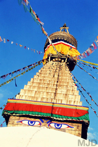 BOUDHANATH - Digital & Print Optimized Files