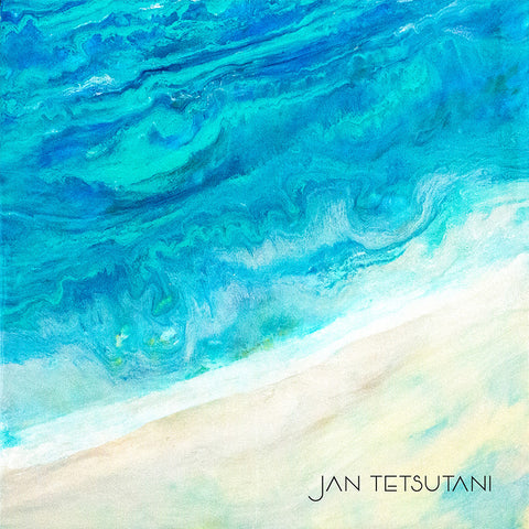 New venture original resin art by Hawaii Artist Jan Tetsutani