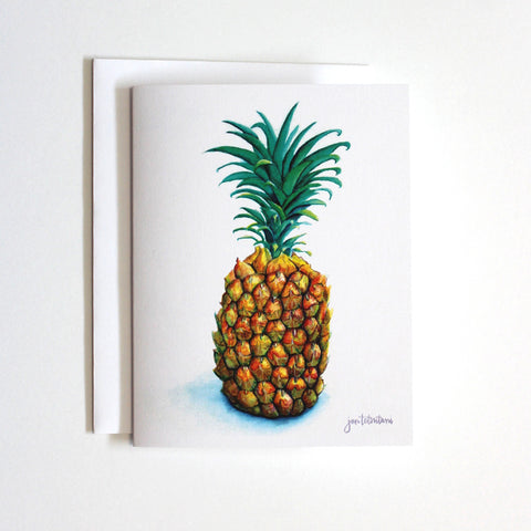 'Pass Me The Pineapple' Cards