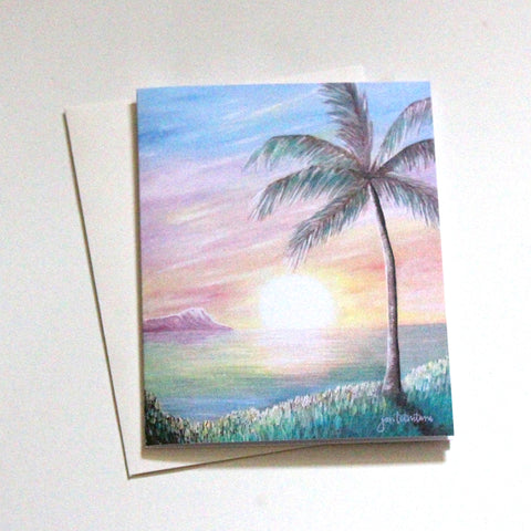 'Stillness at Sunrise' Cards
