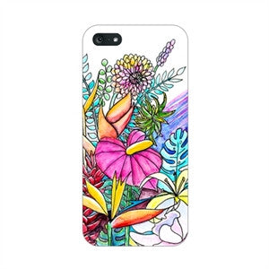 'Back to Eden' iPhone 6/6s/Plus/5/s/Samsung Galaxy 6 case