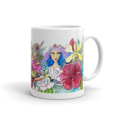 'Back to Eden' Ceramic Mug