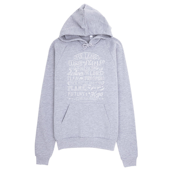 'For I Know' Hoodie