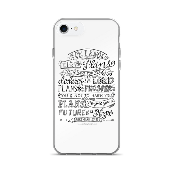 'For I Know' iPhone 7/7 Plus Case