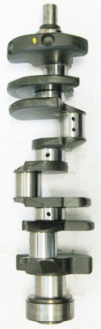 Chevrolet 350 5.7 Crankshaft Cast Iron Late Model 1986 and Up with Main and rod Bearings