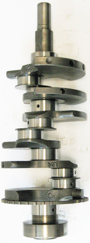 Dodge 3.7 Crankshaft with main & rod bearings, TW