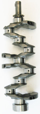 Nissan 2.4 K24 Pickup Crankshaft with Main & Rod Bearings