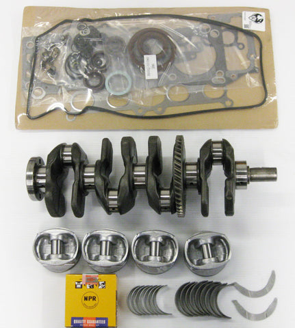 Toyota 2.4 2AZFE Rebuilt Engine Kit 2001-2006