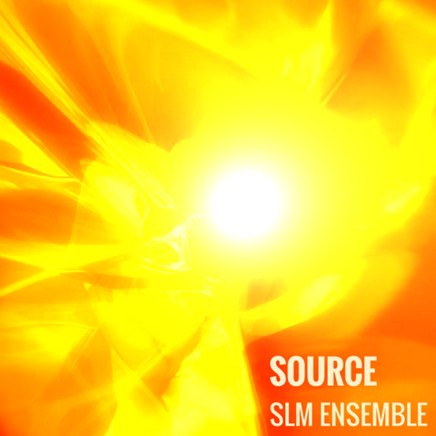 """Source"" SLM Ensemble: Compact Disc (CD)"