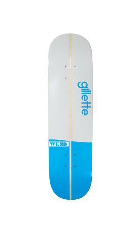 Gillette Surfs Up - 8.5""