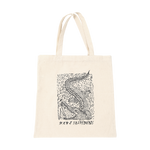 Alligator Girl - Tote Bag