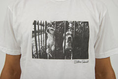 Schmidt Photo Tee - White