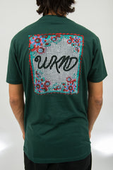 Doily Tee - Forest Green