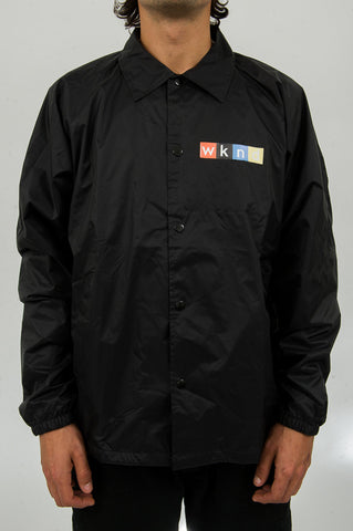 NPW Coaches Jacket - Black