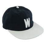 W Hat - Black/Natural