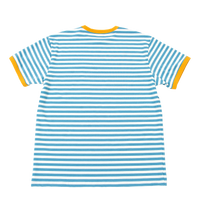 Stripe Tee - Blue