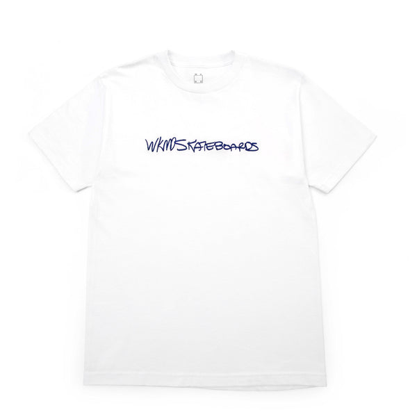 Central Tee - White