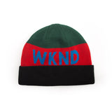 Collision Watchcap Beanie- Green