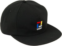 Composition Snapback - Black