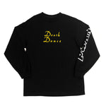 Death Dance L/S - Black