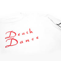 Death Dance L/S - White