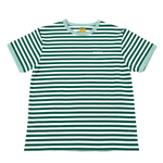 Stripe Tee - Green