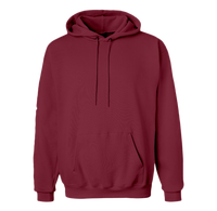 Gold Logo Hoodie - Currant