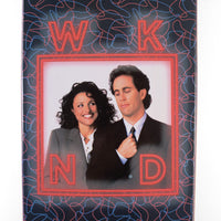 "Jerry + Elaine -  8.38"" Shaped"