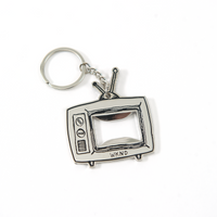 TV Bottle Opener Keychain