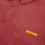 WKND Major Cord Button Up