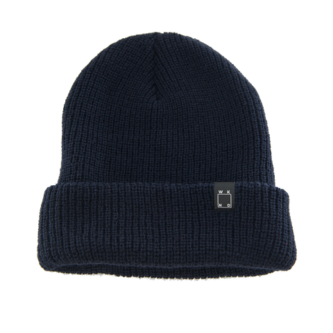 WKND Watch Cap Beanie - Navy