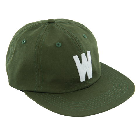 W Hat - Olive