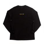 Patchy L/S - Black