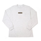 Patchy L/S - Heather Grey