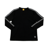 Flip The Script Long Sleeve - Black