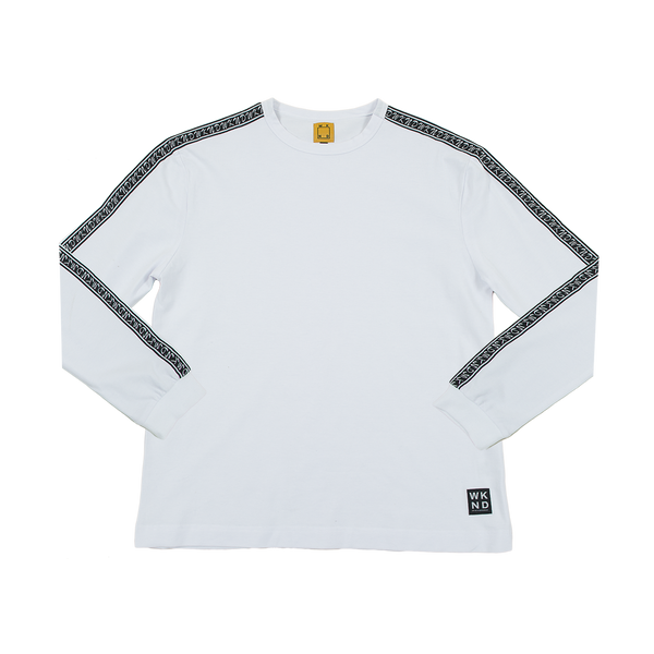Flip The Script Long Sleeve - White
