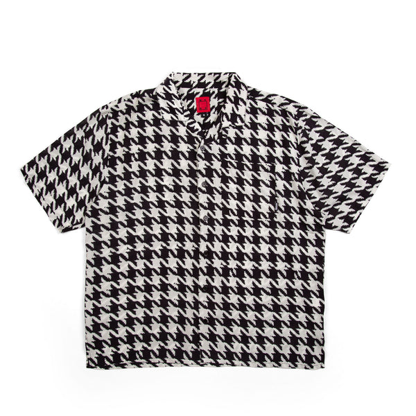 Romeo Shirt - Black / White