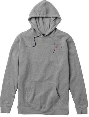 Secret Weapon Hoodie Gray